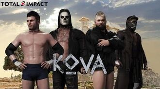 Total Impact Kova 2018 Match Card