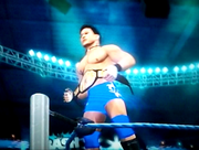 Alex wins the World Title
