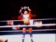 AJ Reyes winnig the Youtube Championship