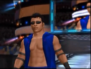 AJ Reyes in Anniversary Bash