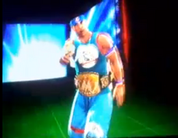 Mario Sanchez as YCW Champion