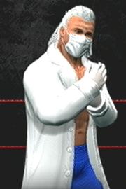 Dr Khan Surgeon attire