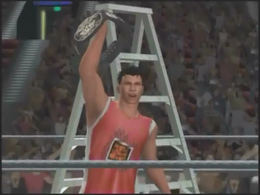 Mario won the ECW Title