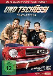 DVD Und Tschüss Komplettbox 1