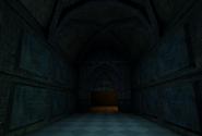 Mausoleum burial chambers