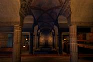 Scriptorium Interior Monastery Past