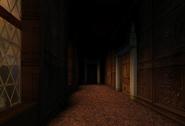 Corridor to Aaron's Room