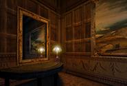Corridor with the Mirror