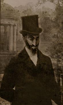 Otto Keisinger Portrait
