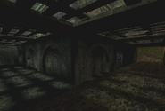 Catacombs Corridors near hole in the wall