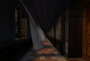 Corridor to Widow's Watch Hall