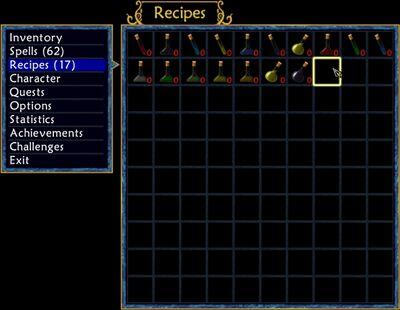 Unepic Recipes
