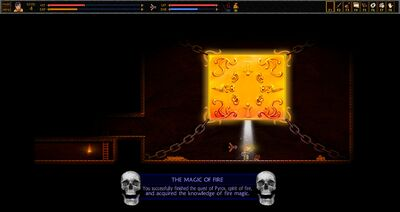 The Forge of Fire The Magic of Fire Achievement