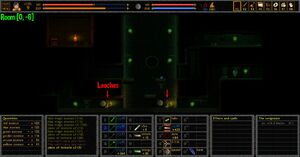 The Vengeance Leeches Room -0, -6-