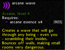 ArcaneWave