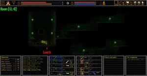 The Vengeance Leeches Room --2, -6-