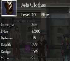 Jefe Clothes