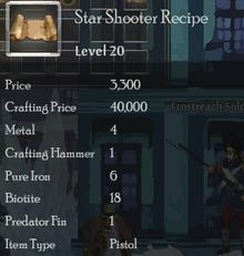 Star Shooter Rec