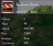 Radiante Book