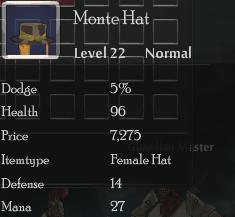 Monte Hat