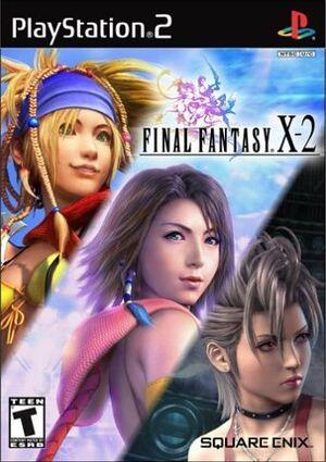 FFX-2 boxart