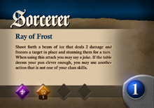 URL Class Sorcerer Ray of Frost 6-1-2015