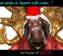 Gruntipedia fun: Prophet of Haters