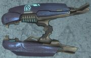 Plasma rifle halo reach