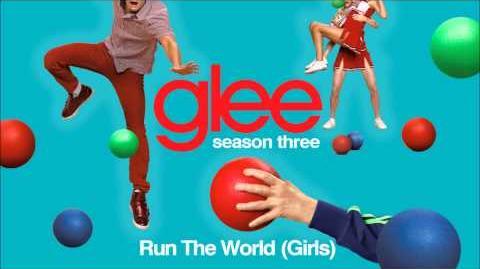 Run the world (Girls) - Glee