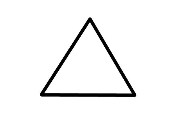 Image Big Triangle Outline Shapeg Unicode Discussion Fandom