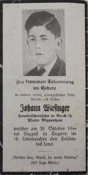 Johann Wiesinger