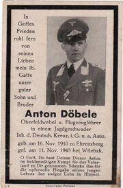 Anton Döbele