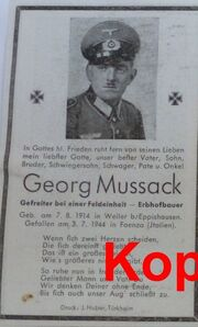 G.Mussack