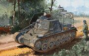 Sd. Kfz. 265 Kleiner Pz.Bef.Wg.I