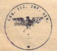 113. I.D. - 1942