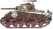 Sherman M4A3(75)