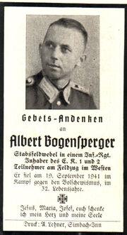 Albert Bogensperger