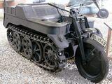 Vehiculos de la Alemania Nazi