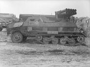 15 cm Panzerwerfer 42 auf Selbstfahrlafette Sd.Kfz. 4-1 (Opel Maultier)