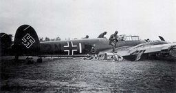 Bf-110C-1(2N+1H)-Karl-HammesPoland-1939