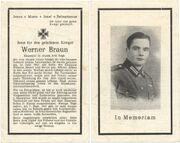 Braun Werner
