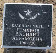 Temyakov.VA-Grave