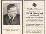 Wilhelm (Willi) Rothkopf