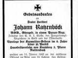 Johann Ratzenböck