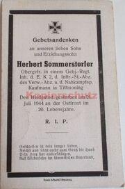 Herbert Sommersdorfer