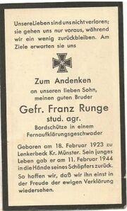 F.Runge