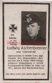 Ludwig Aschenbrenner