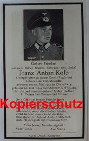 F.A.Kolb