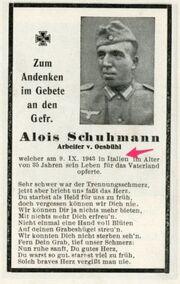 A.Schuhmann