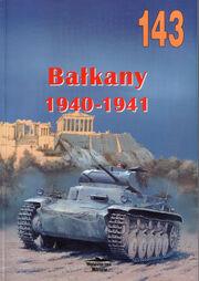 Balkany 1940-1941